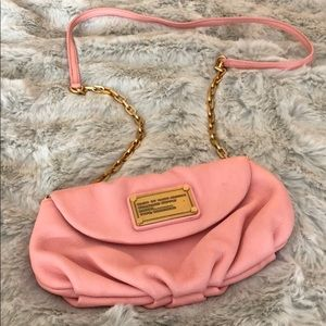 Marc by Marc Jacobs mini cross body pink